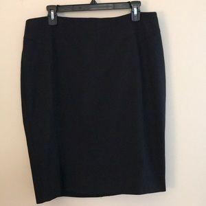 Black APT 9 Pencil Skirt Size 14
